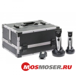 Moser 1871-0100 ChromStyle Pro + T-Cut + Mobile Shaver